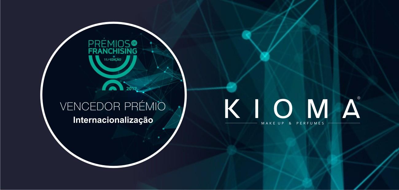 KIOMA - Prémio de Internacionalização