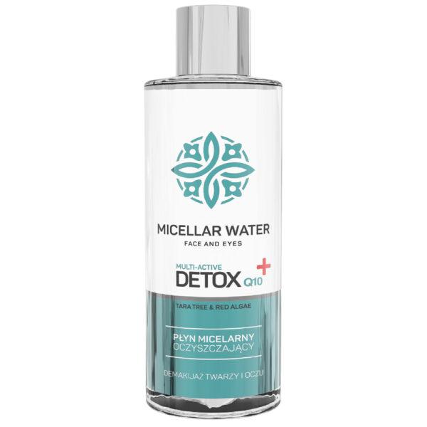 ÁGUA MICELAR - DETOX Q10