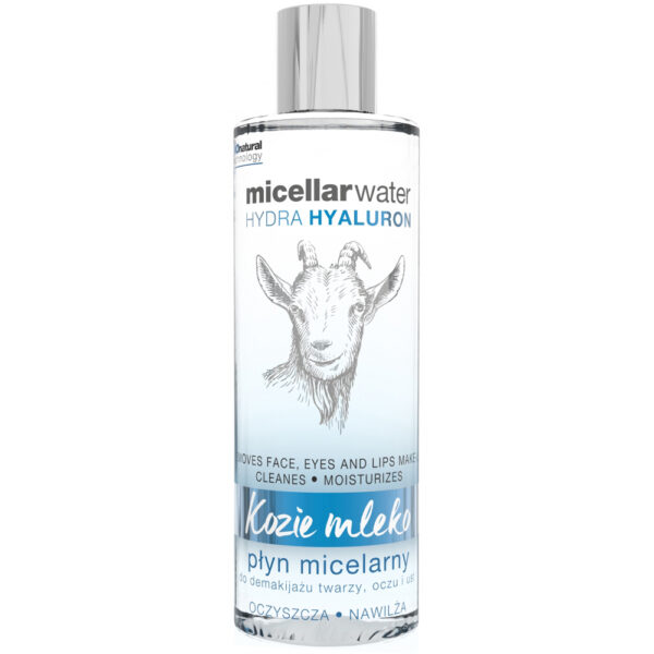 Água Micelar - Goat's Milk