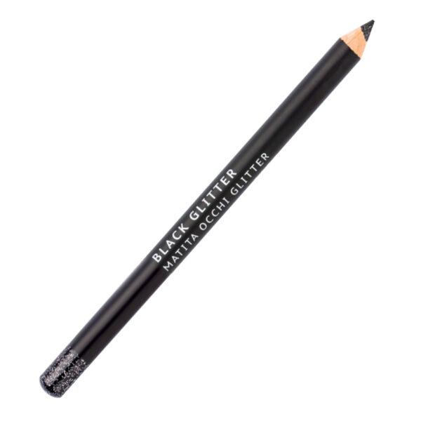 Lápis de Olhos - BLACK GLITTER